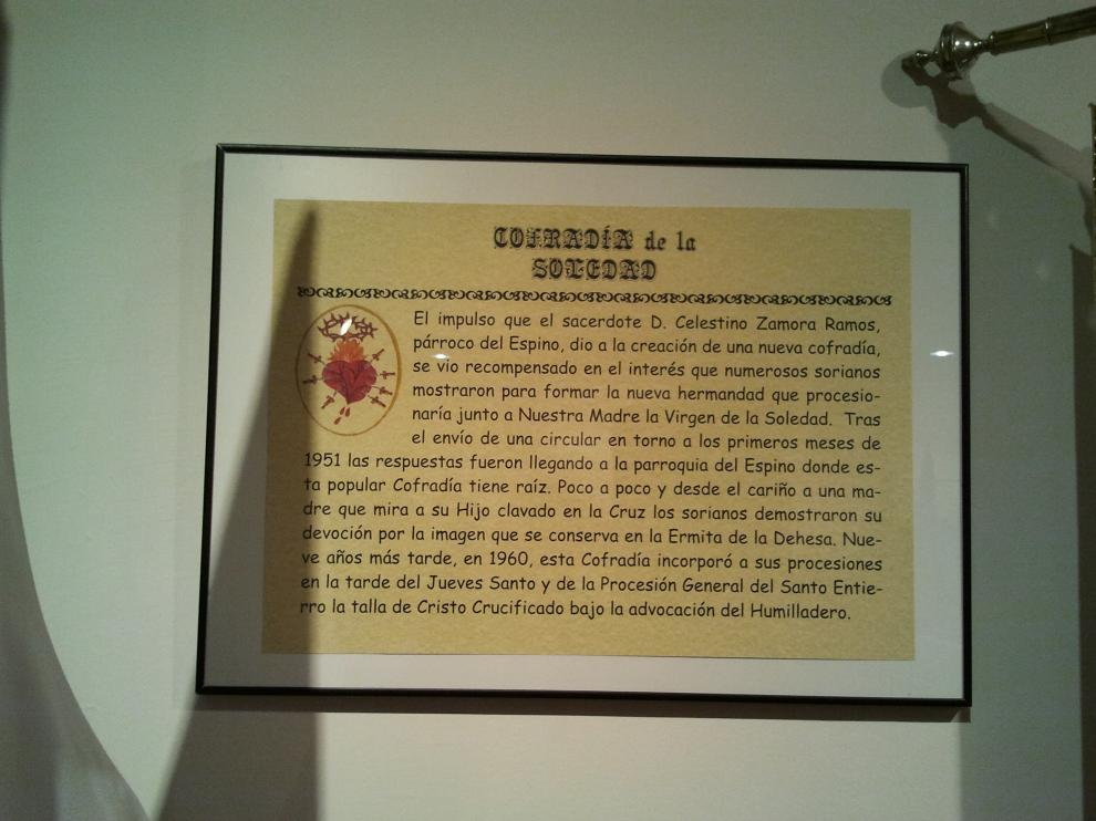 Exposición 125 Aniversario Cofradía del Santo Entierro