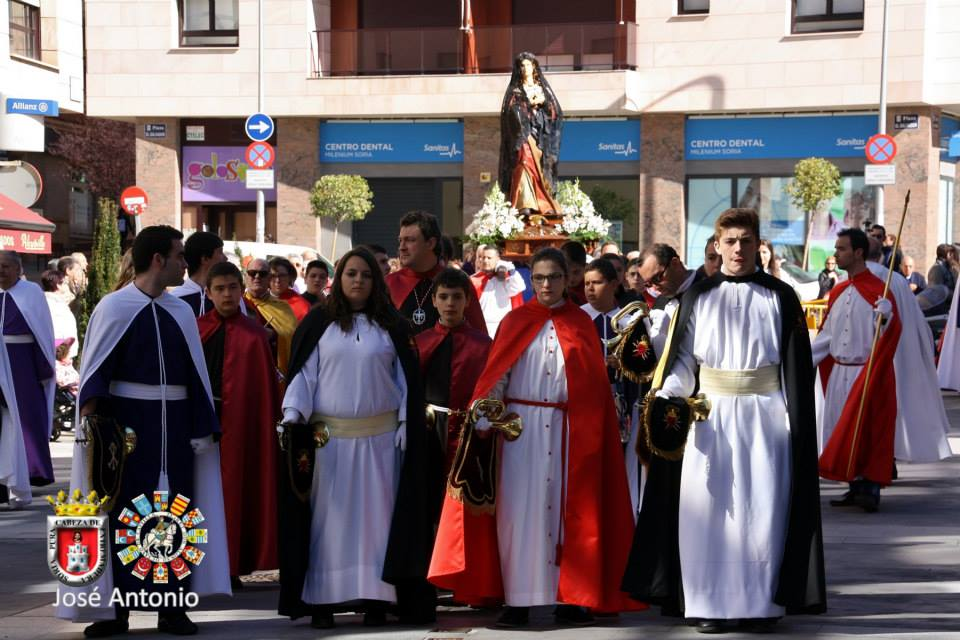 DOMINGO DE RESURRECCION 2015