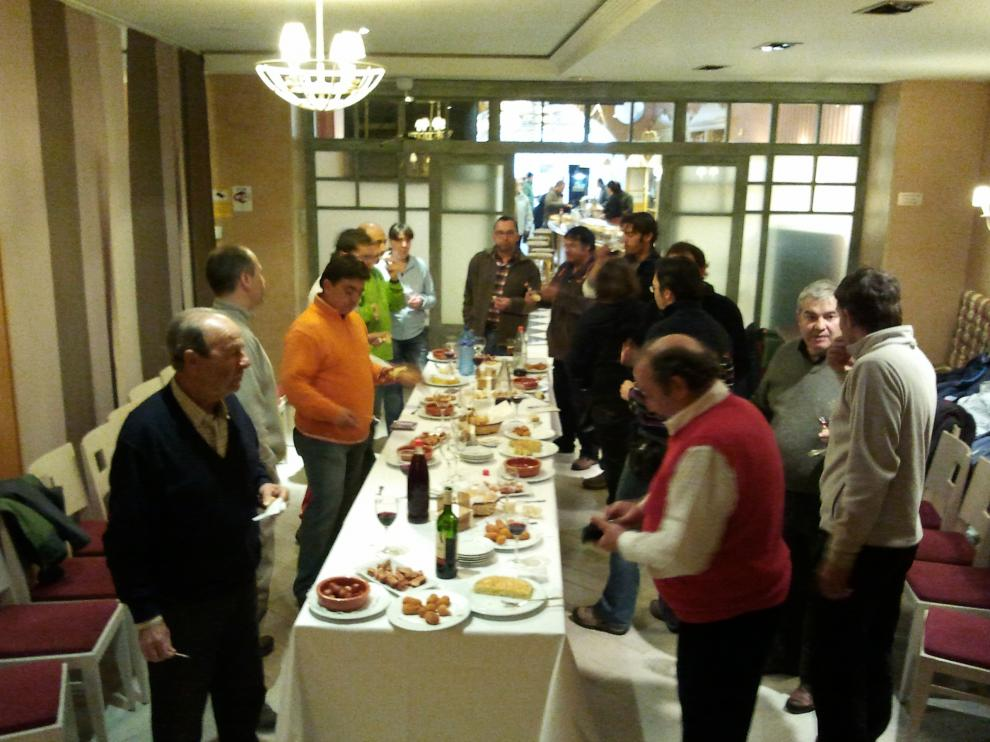 Vino español montaje pasos 2012