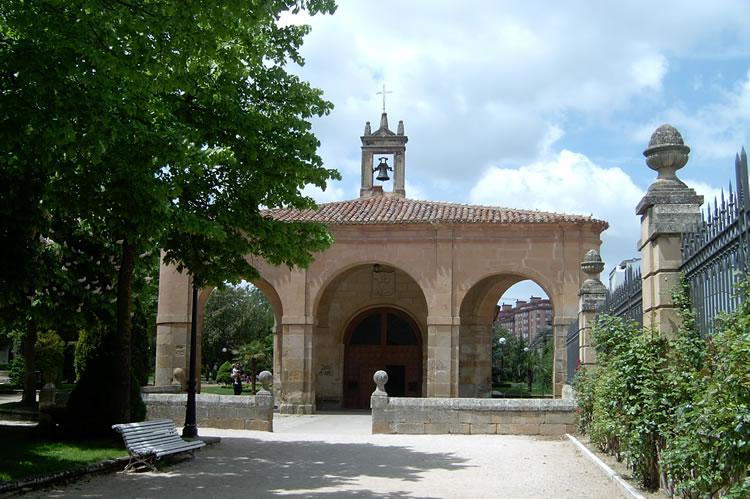 Exterior de la Ermita de la Soledad